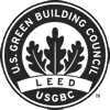 logo for U.S. Green Building Council's LEED rating system